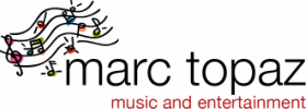 The Best Bands, DJs, Classical & Jazz Ensembles, Entertainment, Lighting & More: Marc Topaz Music and Entertainment